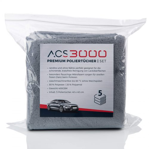 acs 3000 premium poliertuecher set